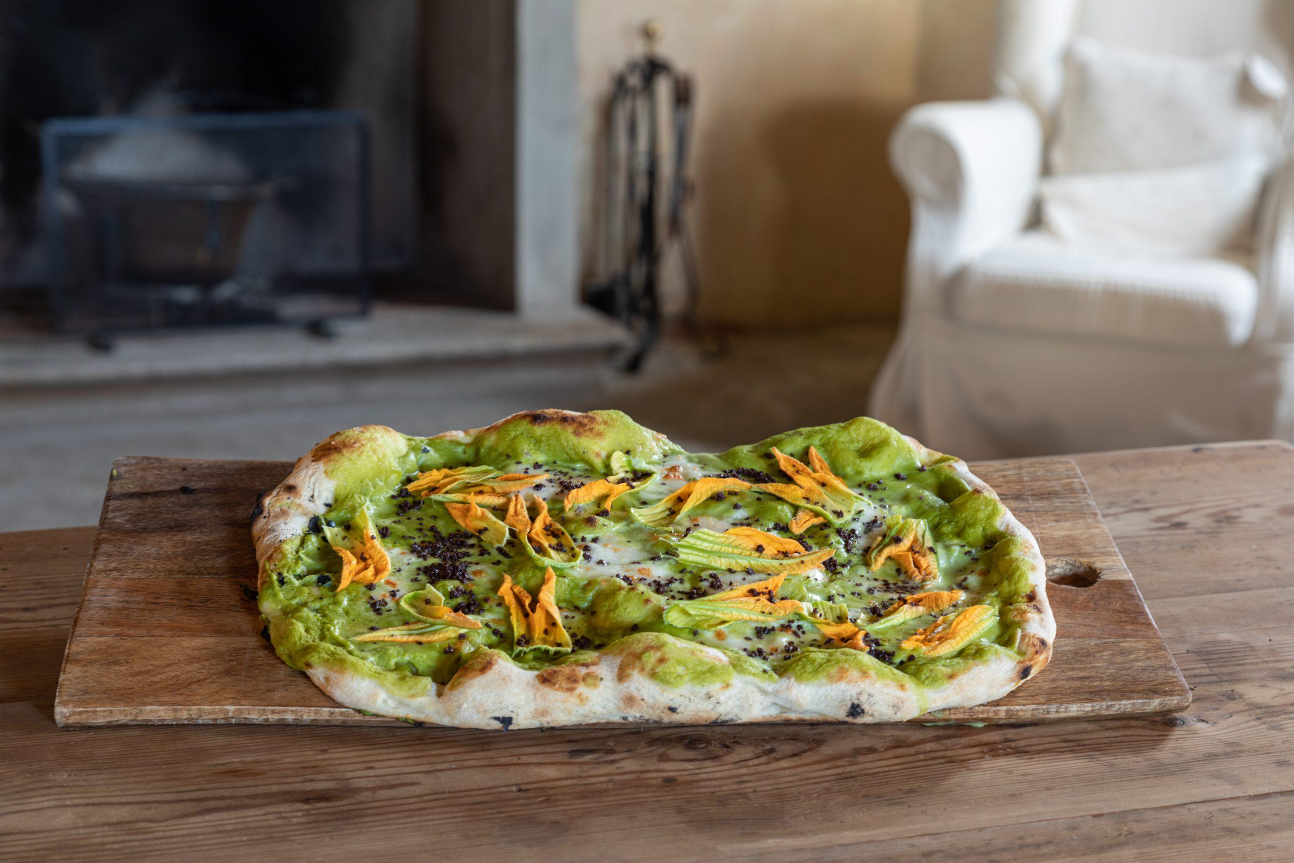 Le Pizze Speciali con le farine Bio di Cascina Caremma