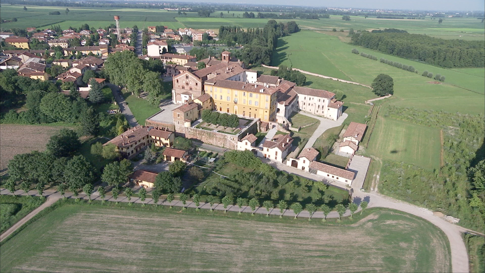 Dalla città al Borgo, dal borgo alla campagna